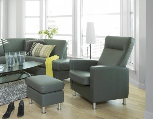 Basic regulerbar stol