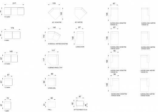 hampton-strektegninger-moduler