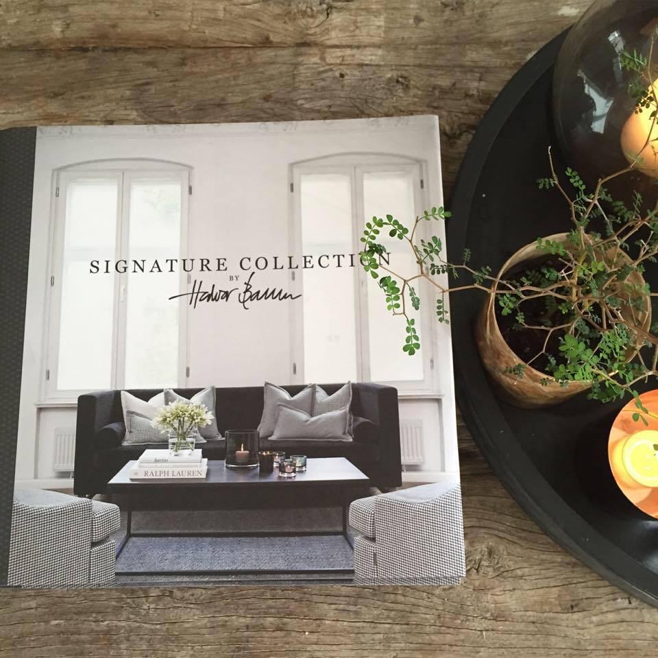 Signature Collection By Halvor Bakke